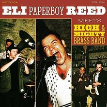 Eli Paperboy Reed Meets High & Mighty - CD Audio di Eli Paperboy Reed