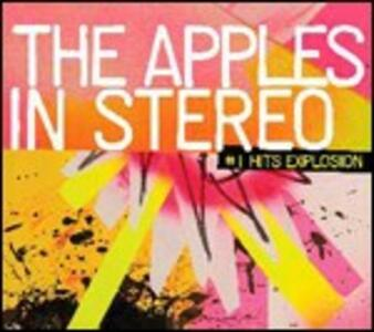 No.1 Hits Explosion - Vinile LP di Apples in Stereo