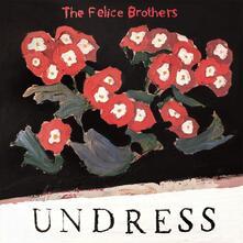 Undress (Coloured Vinyl) - Vinile LP di Felice Brothers