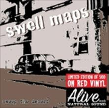 Sweep The Desert -Red- - Vinile LP di Swell Maps