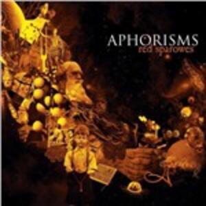 Aphorisms - Vinile LP di Red Sparowes