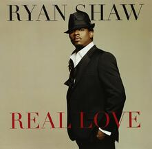 Real Love - CD Audio di Ryan Shaw