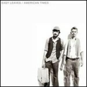 American Times - Vinile LP di Easy Leaves