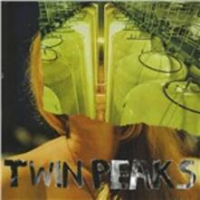 Sunken (Digipack) - CD Audio di Twin Peaks
