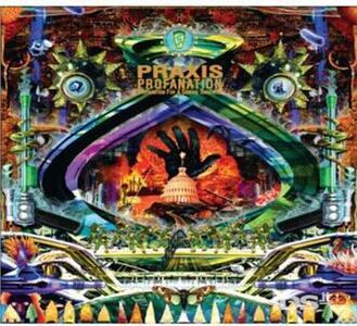 Profanation Preparation - Vinile LP di Praxis