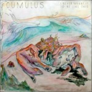 I Never Meant it to Be Like This - Vinile LP di Cumulus
