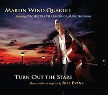 Turn Out the Stars - CD Audio di Martin Wind