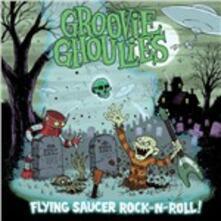 Flying Saucer Rock 'N' roll - CD Audio di Groovie Ghoulies