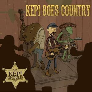 Kepi Goes Country - Vinile LP di Kepi Ghoulie