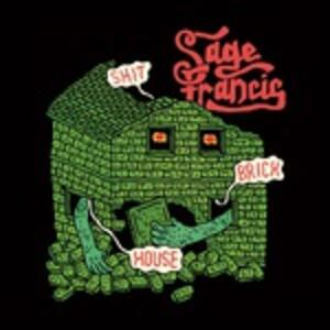 Shit Brick House - Vinile LP di Sage Francis