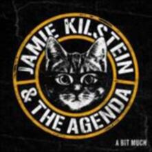 A Bit Much - CD Audio di Jamie Kilstein