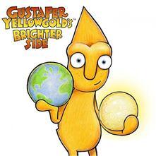 Brighter Side - CD Audio di Gustafer Yellowgold