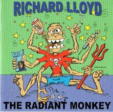 Radiant Monkey - CD Audio di Richard Lloyd
