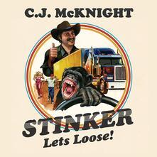 Stinker Let's Loose (Colonna Sonora) - CD Audio di C.J. McKnight