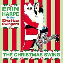 The Christmas Swing - CD Audio di Erin Harpe