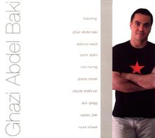 Communique#1 - CD Audio di Ghazi Abdel Baki
