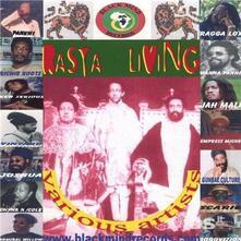Rasta Living - CD Audio