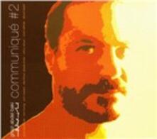 Communique#2 - CD Audio di Ghazi Abdel Baki