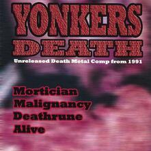 Yonkers Death - CD Audio