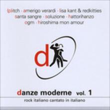 Danze Moderne vol.1 - CD Audio