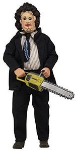 Action Figure Neca Texas Chainsaw Massacre 8 Inch Clothed Figura- Leatherface