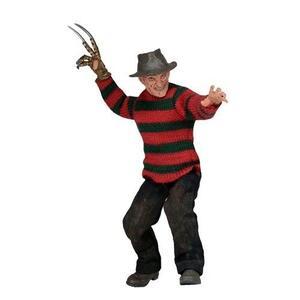 Action Figure Neca A Nightmare On Elm Street 3 Retro Figura Di Azione Freddy Krueger 20 Cm - 2