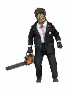 Texas Chainsaw Massacre 2:  Leatherface 8 Inch Clothed Action Figure - 2