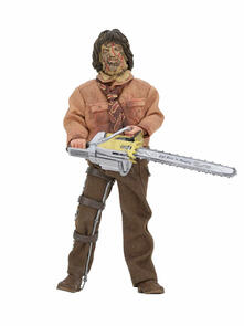 Action Figure 8 Inch Texas Chainsaw Massacre. Leatherface