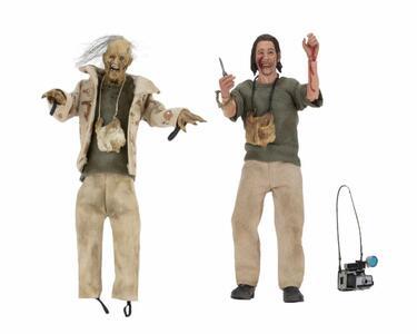 Texas Chainsaw Massacre. Nubbins Sawyer Set. 8 Inch Clothed Action Figure - 2