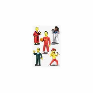 The Simpsons 25th Anniversary 5 inch Action Figure Series 1 Asst. - 3