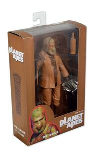 Action Figure Dr, Zaius Planet Of The Apes Series 1 Neca 7 Inch Figure - 5