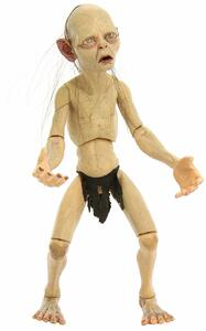 [Import Anglais]Neca Lord of the Rings 1/4 Scale Smeagol Figure - 2