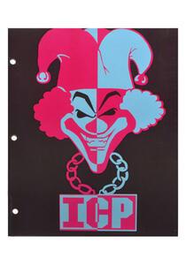 Insane Clown Posse. Joker-unisex. O/s. Folder Paper. Accessories