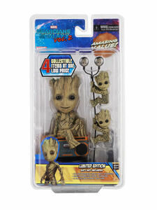 Guardians Of The Galaxy. Limited Edition Groot