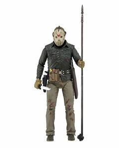 Friday The 13th Jason Voorhees Ultimate Figure Part 6 Action - 2