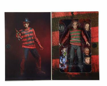 Noes 30Th Anniversary. 7 Inch Action Figure. Ultimate Freddy