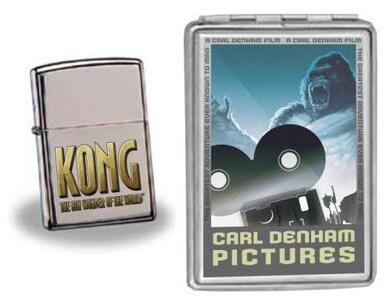 King Kong Lighter Set - 2