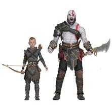 God Of War 2018: Ultimate Kratos And Atreus. 7 Inch Scale 2-Pack