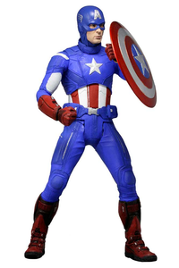 Giocattolo Action figure Avengers. Capitan America Neca 0