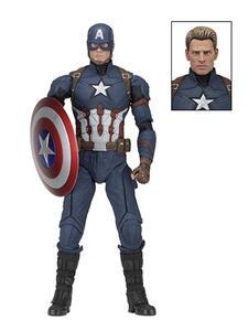 Marvel: Captain America. Civil War: Captain America 1:4 Scale Figure