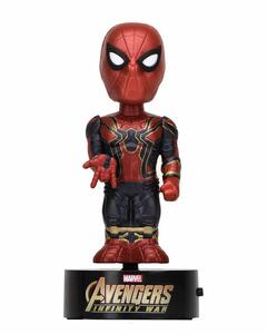Avengers Infinity War Spider-Man Bk