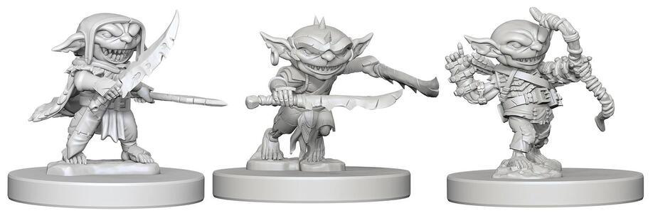 Pathfinder. Deep Cuts Miniatures. Goblins