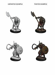 Pathfinder. Deep Cuts Miniatures. Gnolls
