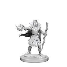 Pathfinder. Deep Cuts Miniatures. Elf Male Sorcerer