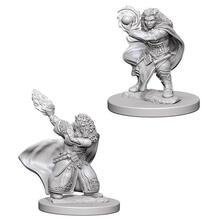 D&D Nolzur Mum Dwarf Female Wizard