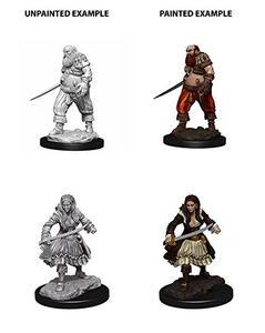 Pathfinder. Deep Cuts Miniatures. Pirates