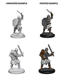 Pathfinder. Deep Cuts Miniatures. Infantrymen