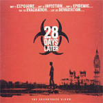 Cover CD 28 giorni dopo
