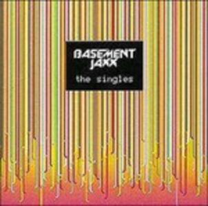 The Singles - Vinile LP di Basement Jaxx