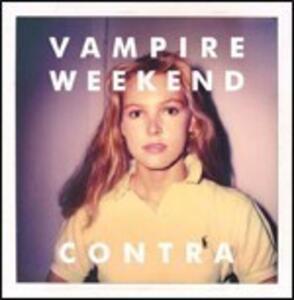 Contra - Vinile LP di Vampire Weekend